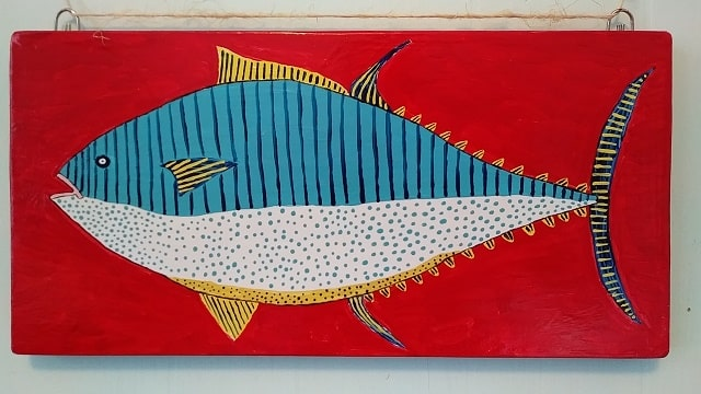 Atlantic Blue Fin Tuna By MEO SOLD
